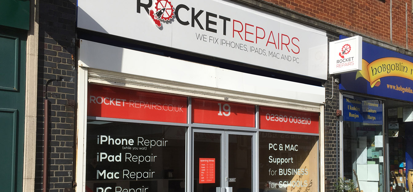computer repair shop southampton